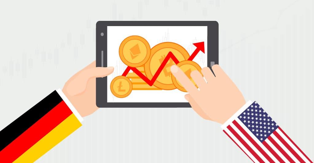 Boomende Kryptomarkt steht im Fokus der DE und US Aufsichtsbehörden