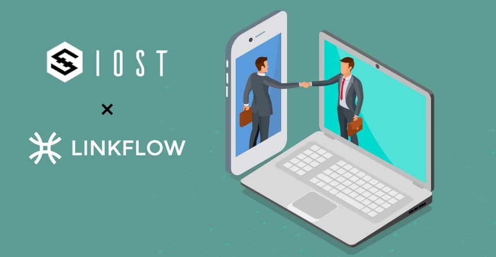 Die IOST Partner erweitert das DeFi-Ökosystem mit LinkFlow Finance