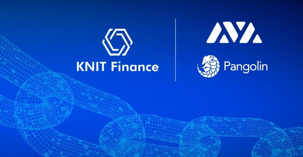 Knit Finance zur Integration von Avalanche & Pangolin in seine Plattform