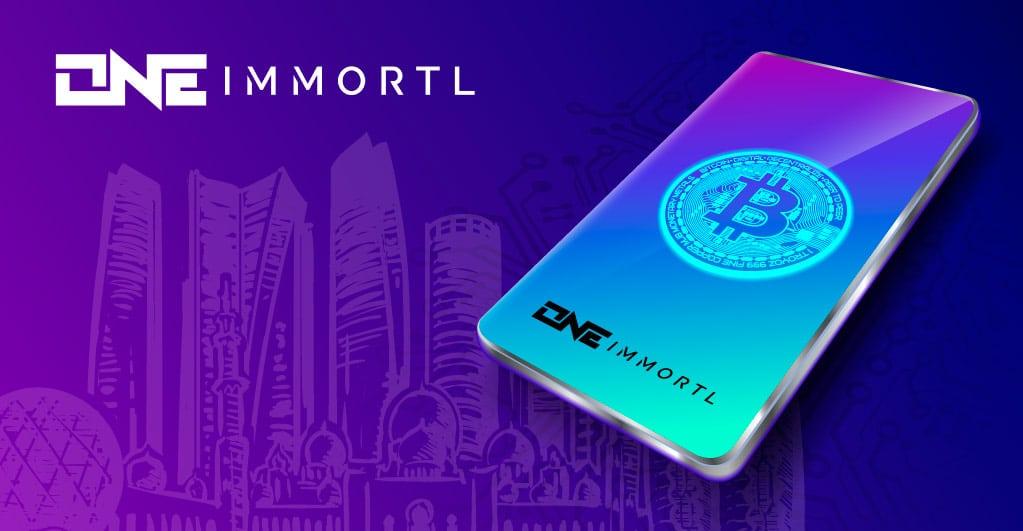 One Immortl Blockchain aktiviert Belohnungen und Treueprogramme