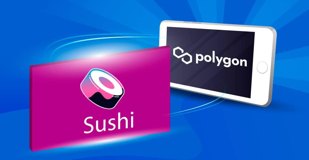 Polygon kündigt den Start von joint Liquidity Mining auf SushiSwap an