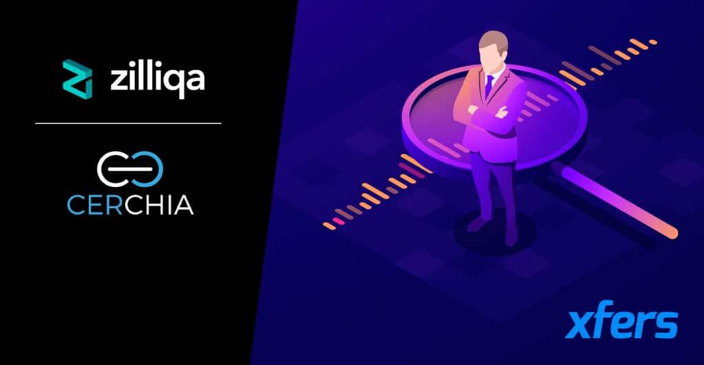 Xfers pilotiert Risikotransfer-Anwendungen mit Zilliqa und Cerchia