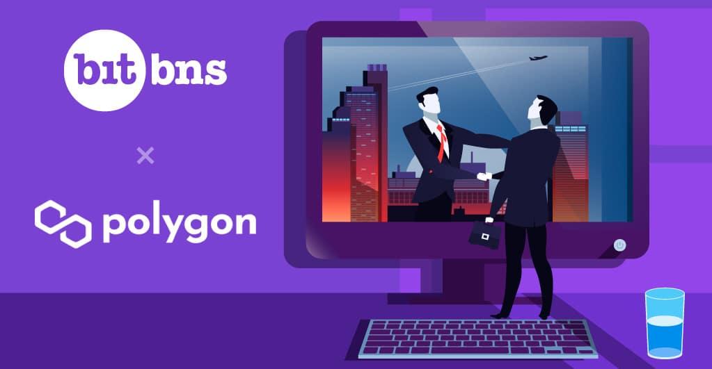 Bitbns integriert Polygon für kostengünstigere Transaktionen
