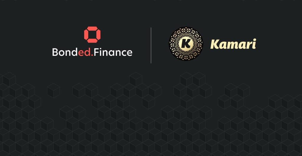 Bonded Finance in Partnerschaft mit Kamari