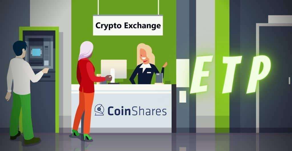 CoinShares listet Krypto-ETPs an deutscher Börse auf