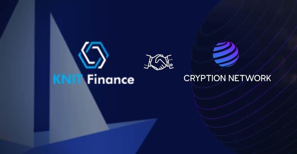 Cryption kündigt Partnerschaft mit Knit Finance an