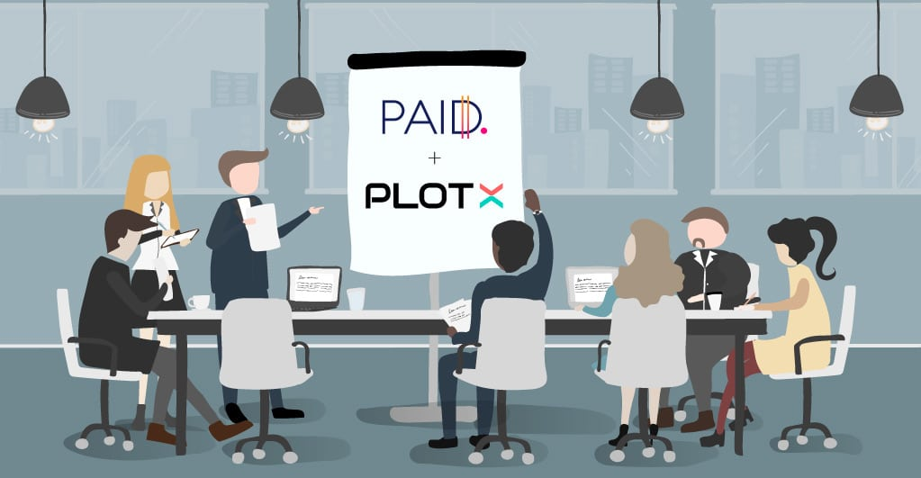 Paid Network kooperiert mit PlotX
