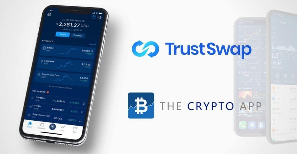 "Trust Swap erwirbt ""The Crypto App"""