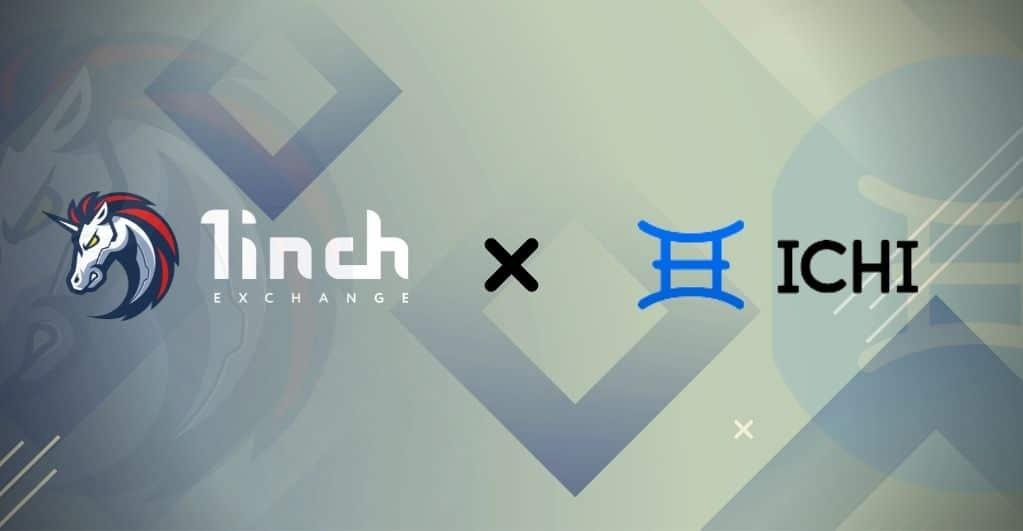 1inch Network und ICHI Partner für die Schaffung eines neuen Stablecoin