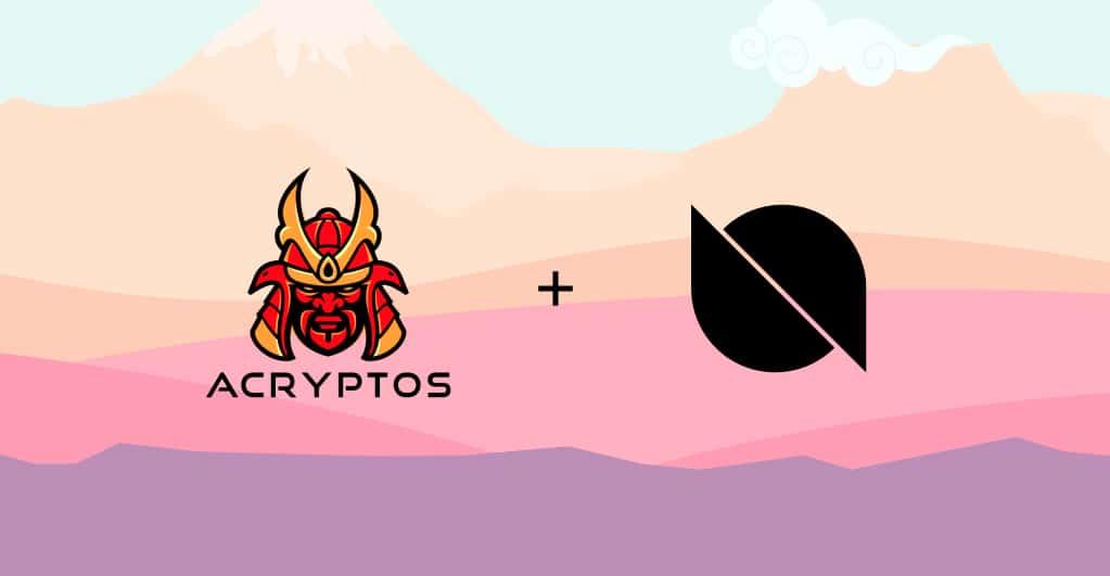 ACryptoS ist Partner von Ontology und ihrem ONTO Wallet