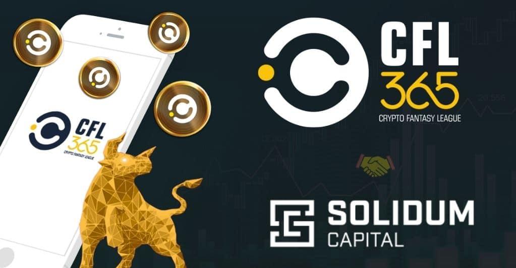 CFL365 Finance Growth Partner mit Solidum Capital