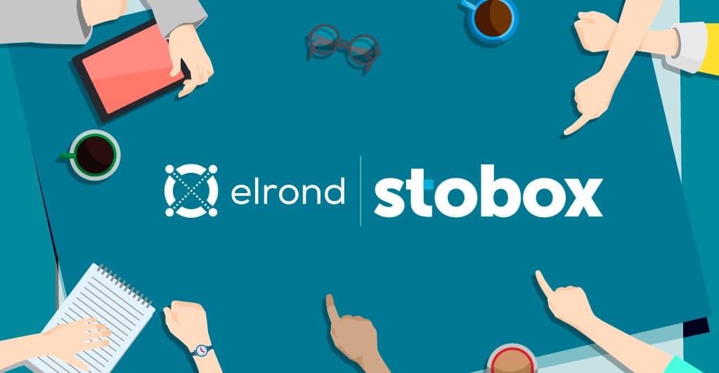 Elrond Arbeitet Stobox: Ein Paradebeispiel für eine tokenisierte Welt
