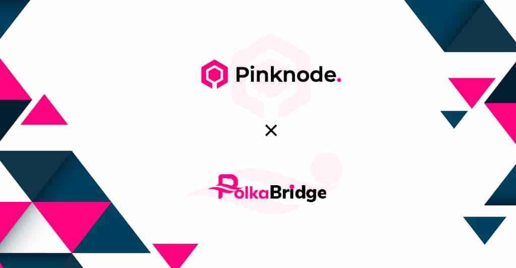 Polkabridge kooperiert mit Pinknode