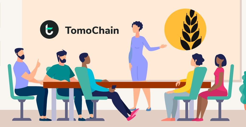 TomoChain Lab wird Pionier mit neuer Plattform Einführung