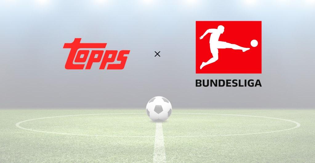 Topps kooperiert mit Bundesliga